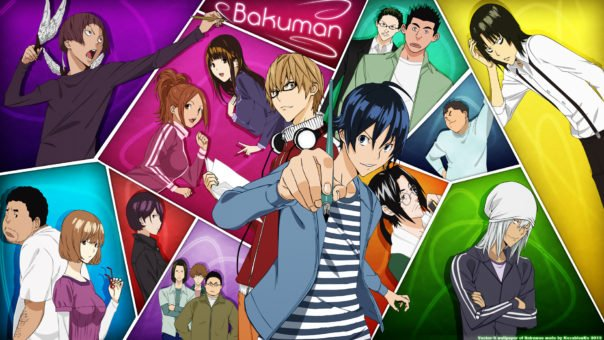 bakuman season 1 3 batch subtitle indonesia kusonime bakuman season 1 3 batch subtitle