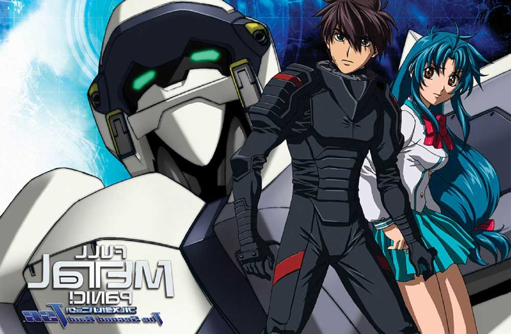 Full Metal Panic BD Batch Subtitle Indonesia
