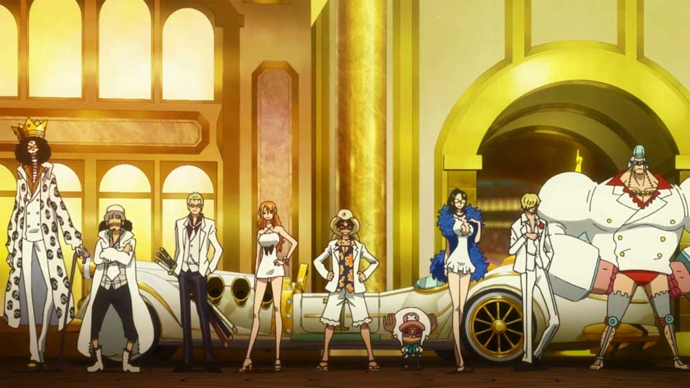 One Piece Film Gold Bd Subtitle Indonesia Kusonime