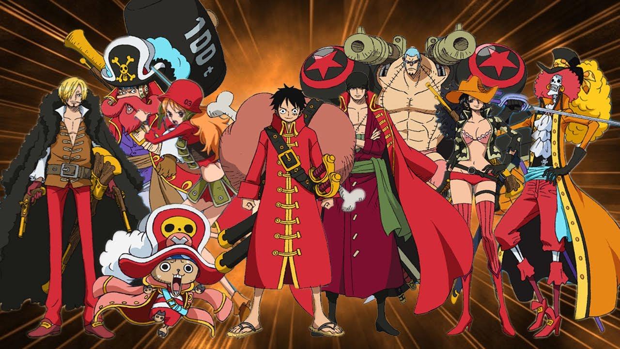 One Piece Movie 1-12 S...