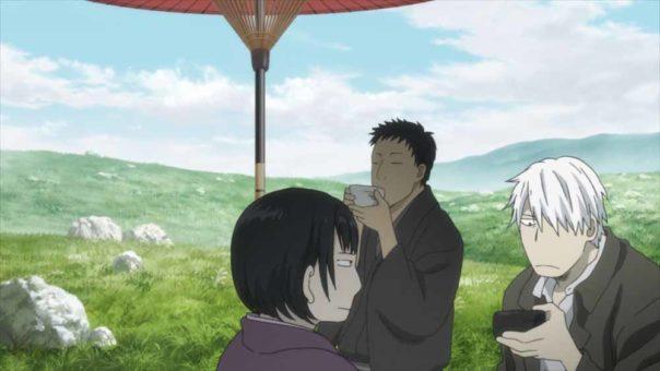 mushishi zoku shou: odoro no michi