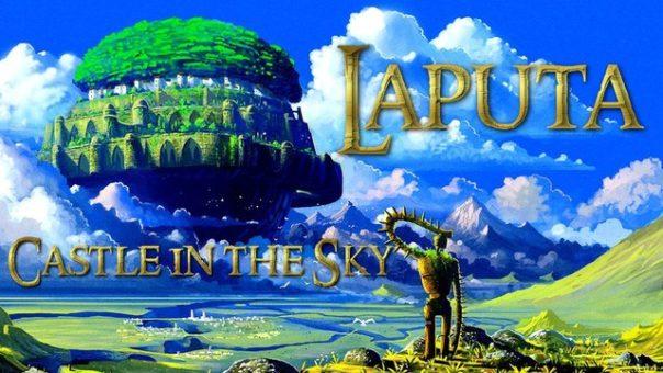 Tenkuu no Shiro Laputa BD Subtitle Indonesia