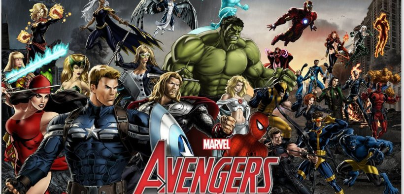 avengers assemble season 1 batch subtitle indonesia  kusonime