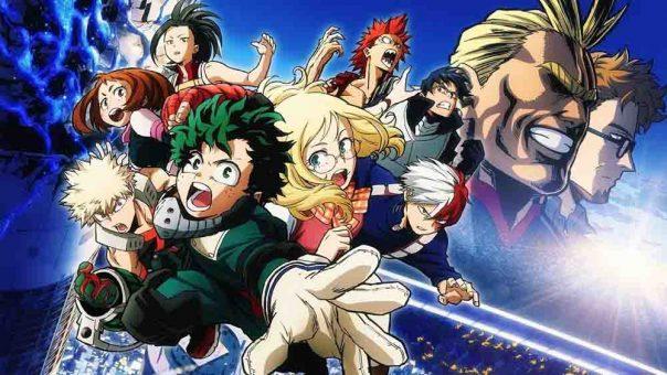 Boku No Hero Academia The Movie Futari No Hero Bd Subtitle