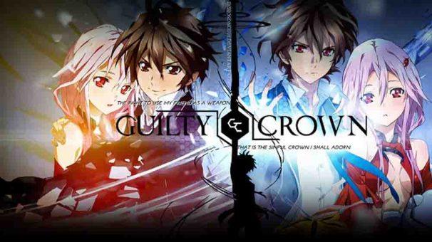 Guilty Crown Kiseki: Reassortment BD Subtitle Indonesia ...